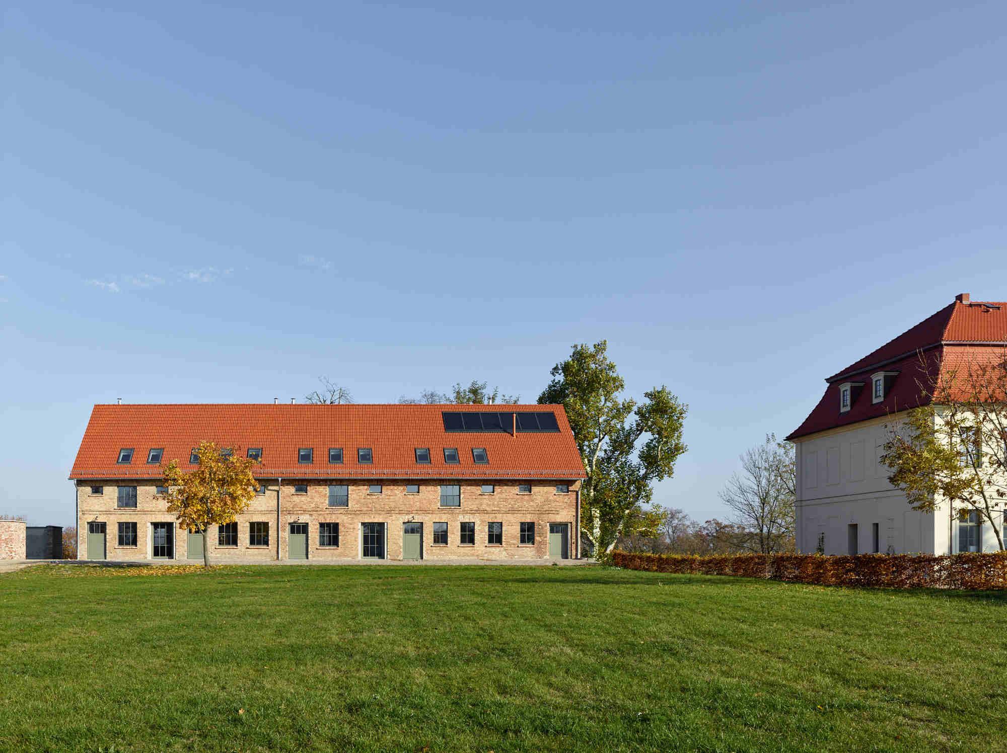 Gutshof-Fredenwalde-Kornspeicher