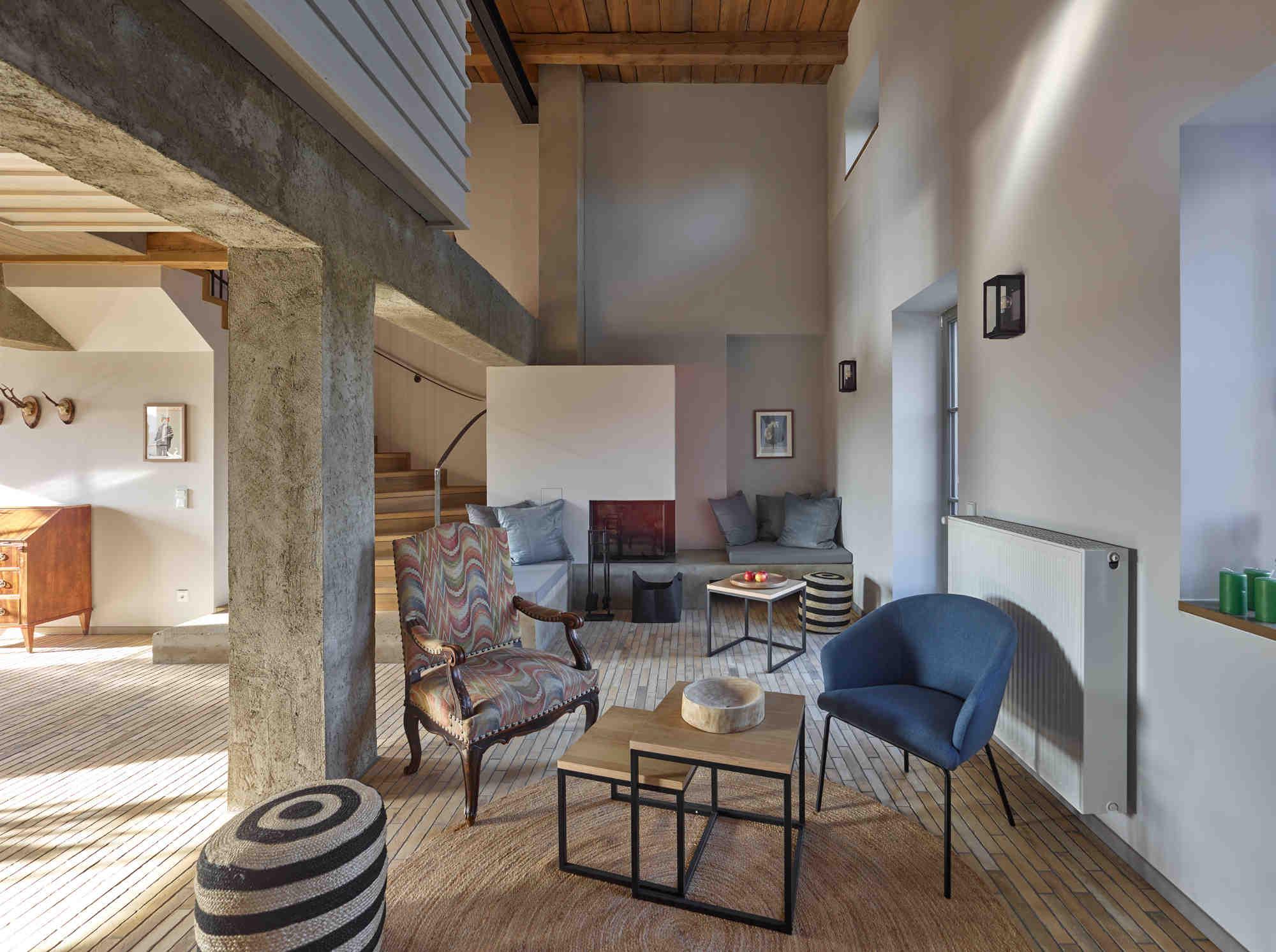 uckermark-Gutshof-fredenwalde-ferienwohnung-luthereiche-wohnzimmer